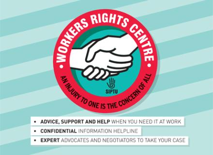 Workers Rights Centre www.siptu.ie