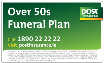 Over 50s Funeral Plan