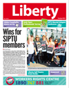 Read the October 2019 issue of Liberty newspaper