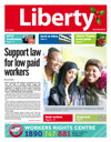 Read the Nov/Dec 2019 issue of Liberty newspaper